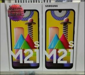 Samsung Galaxy M21S 64 gb y 6.000 mah nuevo