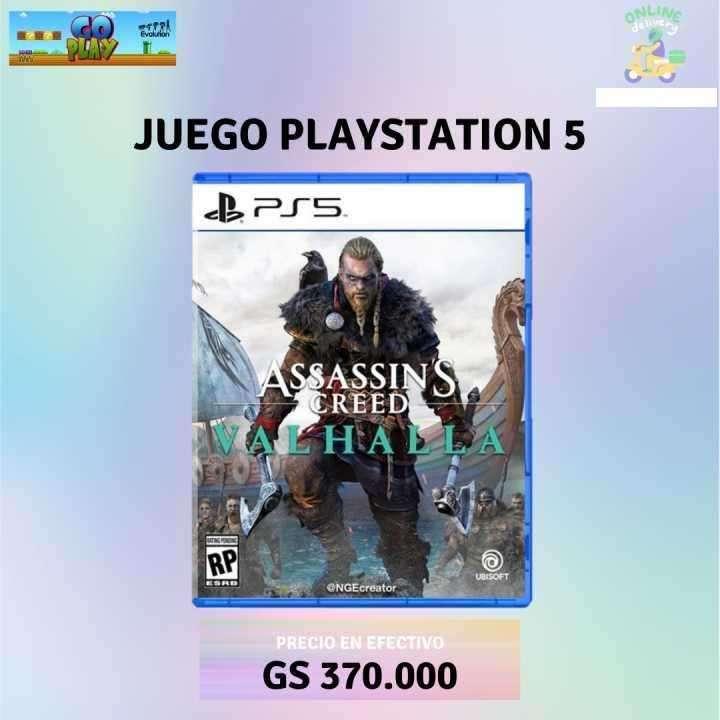 Assassin's Creed Valhalla para PS5 - 0
