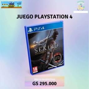 Sekiro para PS4