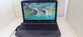 Notebook Acer 5738z