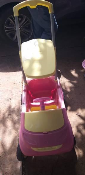 Auto para niña
