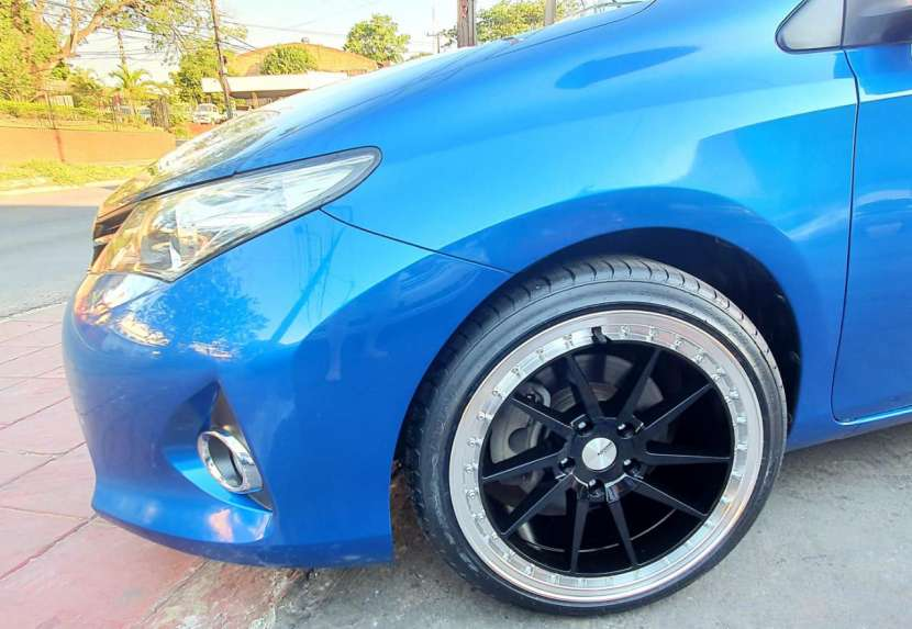 Toyota All New Auris RS 2015 motor Valvematic 1.8 naftero mecánico 4x2 - 6