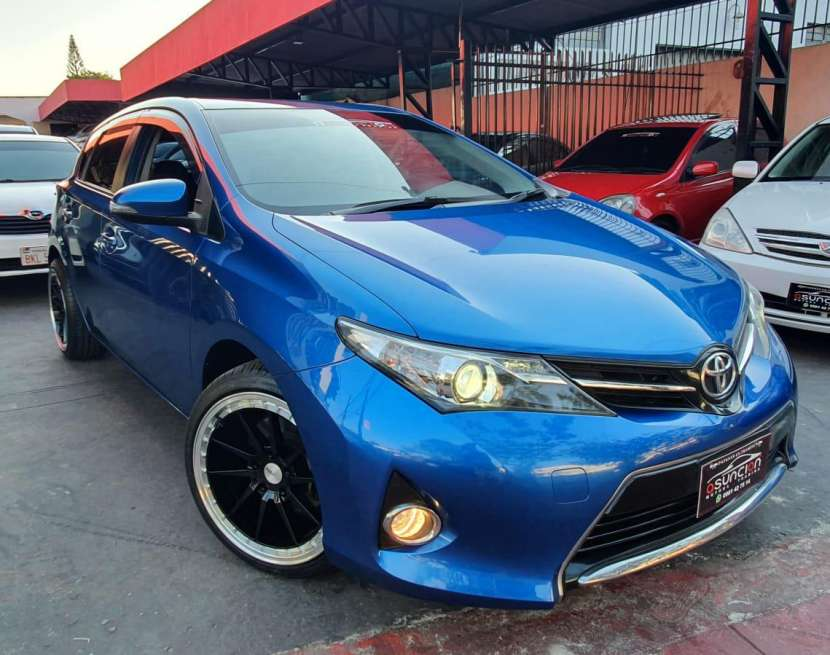 Toyota All New Auris RS 2015 motor Valvematic 1.8 naftero mecánico 4x2 - 7