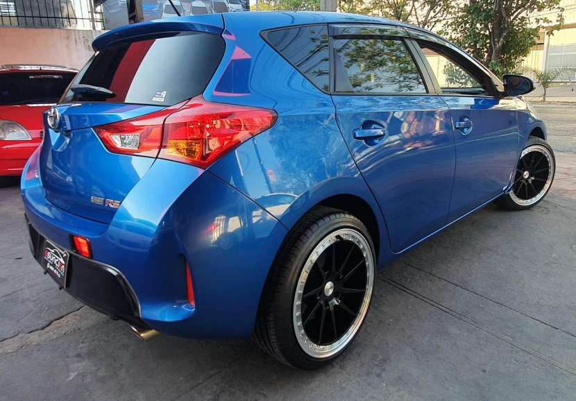 Toyota All New Auris RS 2015 motor Valvematic 1.8 naftero mecánico 4x2 - 8
