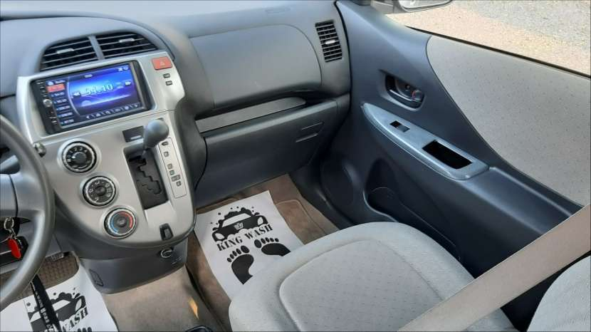 Toyota Ractis 2006 motor 1.3 cc naftero automático - 2