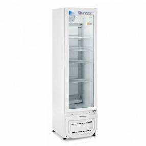 Refrigerador vertical Gelopar GPTU-230 228 litros