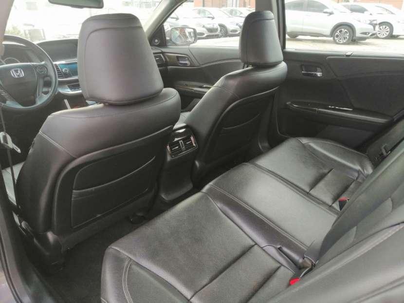 Honda Accord EXL 2014 motor V6 3.5 naftero automático - 4