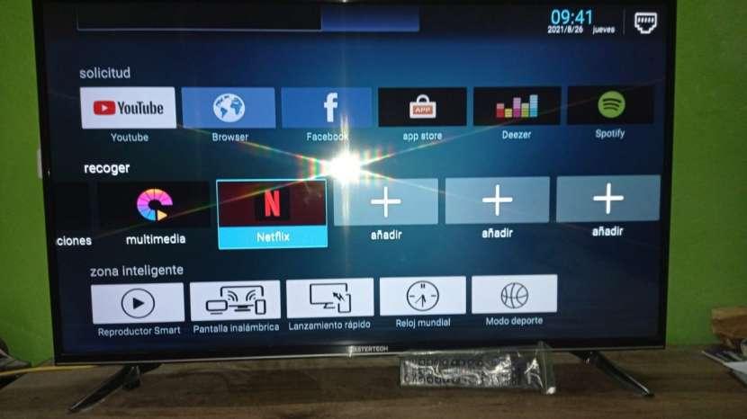 Smart TV Mastertech de 43 pulgadas como nuevo - 2