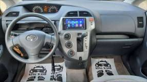 Toyota Ractis 2006 motor 1.3 cc naftero automático