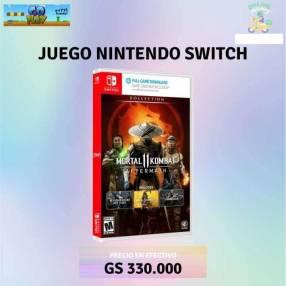Mortal Kombat para Nintendo Switch