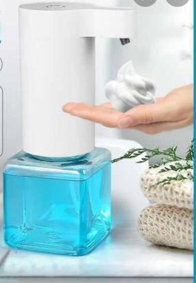 Dispensador de jabón a sensor con cargador USB