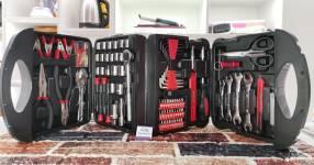 Maletín de herramientas manuales Nappo