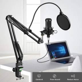 Kit micrófono condensador Aokeo