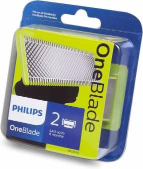 Cuchilla de recambio OneBlade modelo QP220 pack de 2