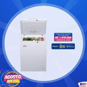 Congelador Consumer 130 litros (3050) tapa ciega