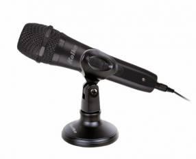 Micrófono Kolke con pedestal