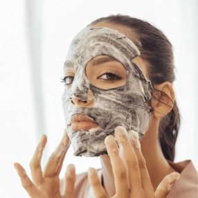 Deep Purifying Black O2 Bubble Mask Charcoal – Purederm