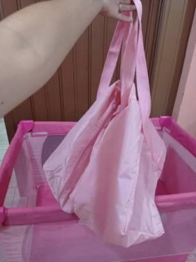 Corralito rosado