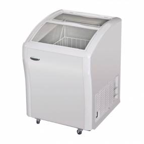 Congelador de 155 litros para helado