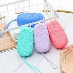 Esponja depuradora para baño