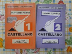 4 Libros de Castellano y Literatura