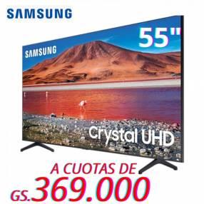Smart TV Samsung de 5 pulgadas 4K
