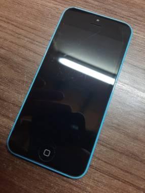 iPhone 5c celeste
