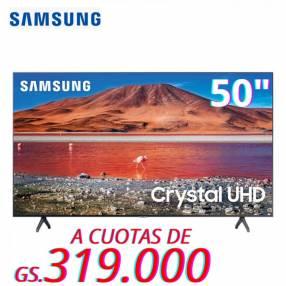 Smart tv 4k uhd Samsung 50 pulgadas