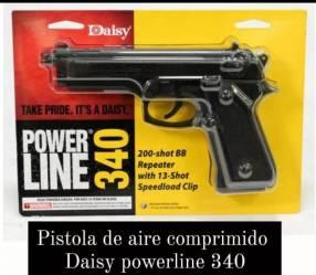 Pistola de aire comprimido Daisy