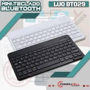 Teclado inalámbrico portátil LU-BT029