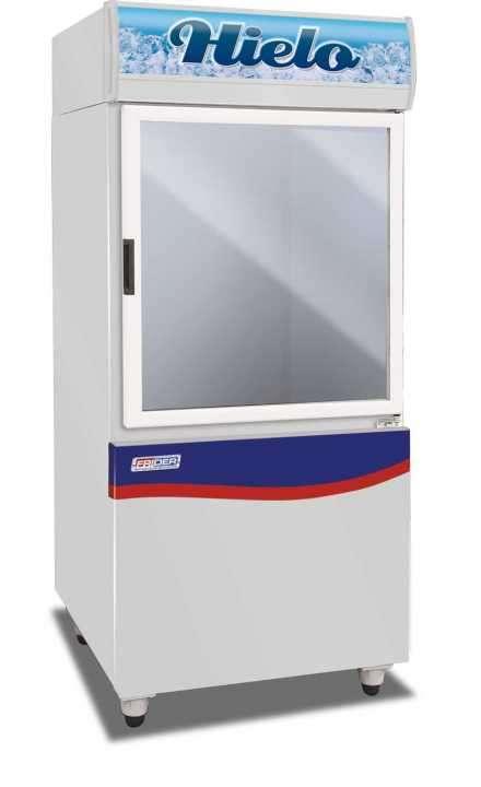 Heladera para hielo Frider modelo HPH 900 - 0