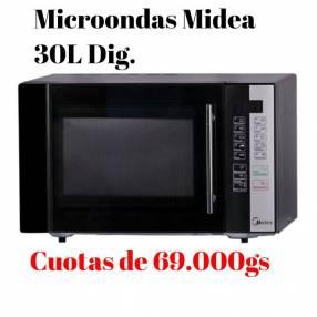 Microondas Midea 30L Digital