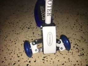 Monopatín scooter