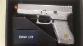 Pistola de aire comprimido