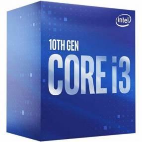 Cpu Intel i3-10100F 3.6Ghz 6MB LGA1200 10ma generación