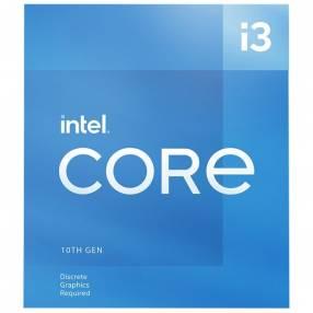 Cpu Intel i3-10105F 3.7Ghz 6MB LGA1200 10a generación