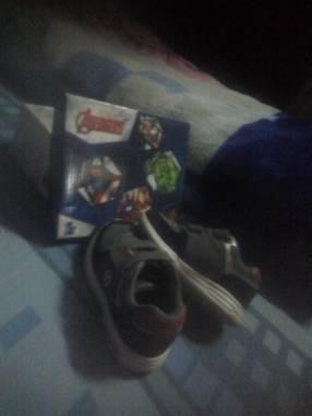 Calzado Avenger's calce 27
