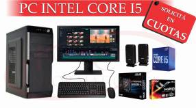 PC Intel Core i5 8 GB + 1 TB
