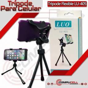 Trípode flexible para Smartphone LU-405