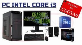 PC Intel Core i3 8 GB + 1 TB