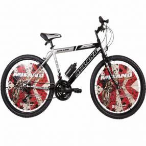 Bicicleta milano action 29