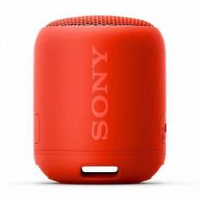 Speaker Portatil Sony Srs Xb12 Rojo