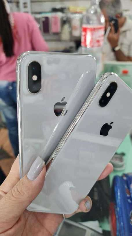 iPhone x 64 gb impecable - 0