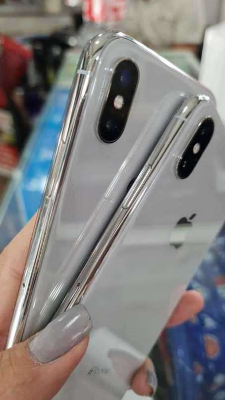 iPhone x 64 gb impecable - 1