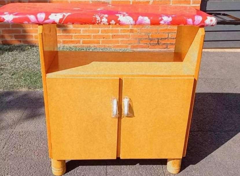 Mesa para planchar - 0