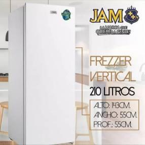 Heladera JAM 210 litros