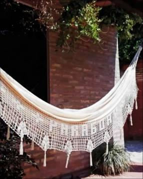 Hamaca artesanal Paraguaya