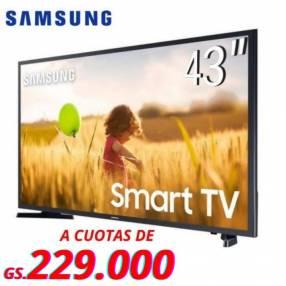 Smart TV Samsung de 43 pulgadas FHD