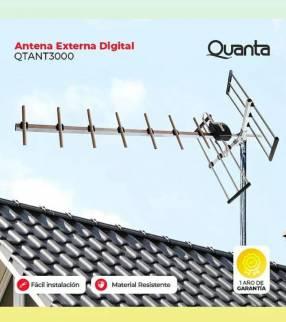 Antena externa digital