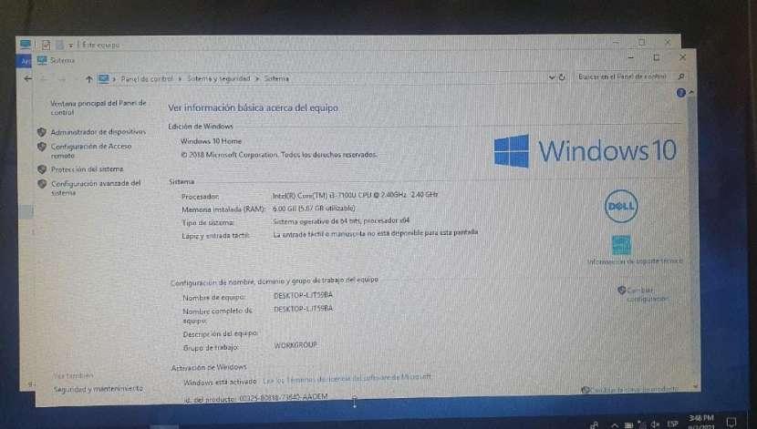 Notebook Dell i3 - 1
